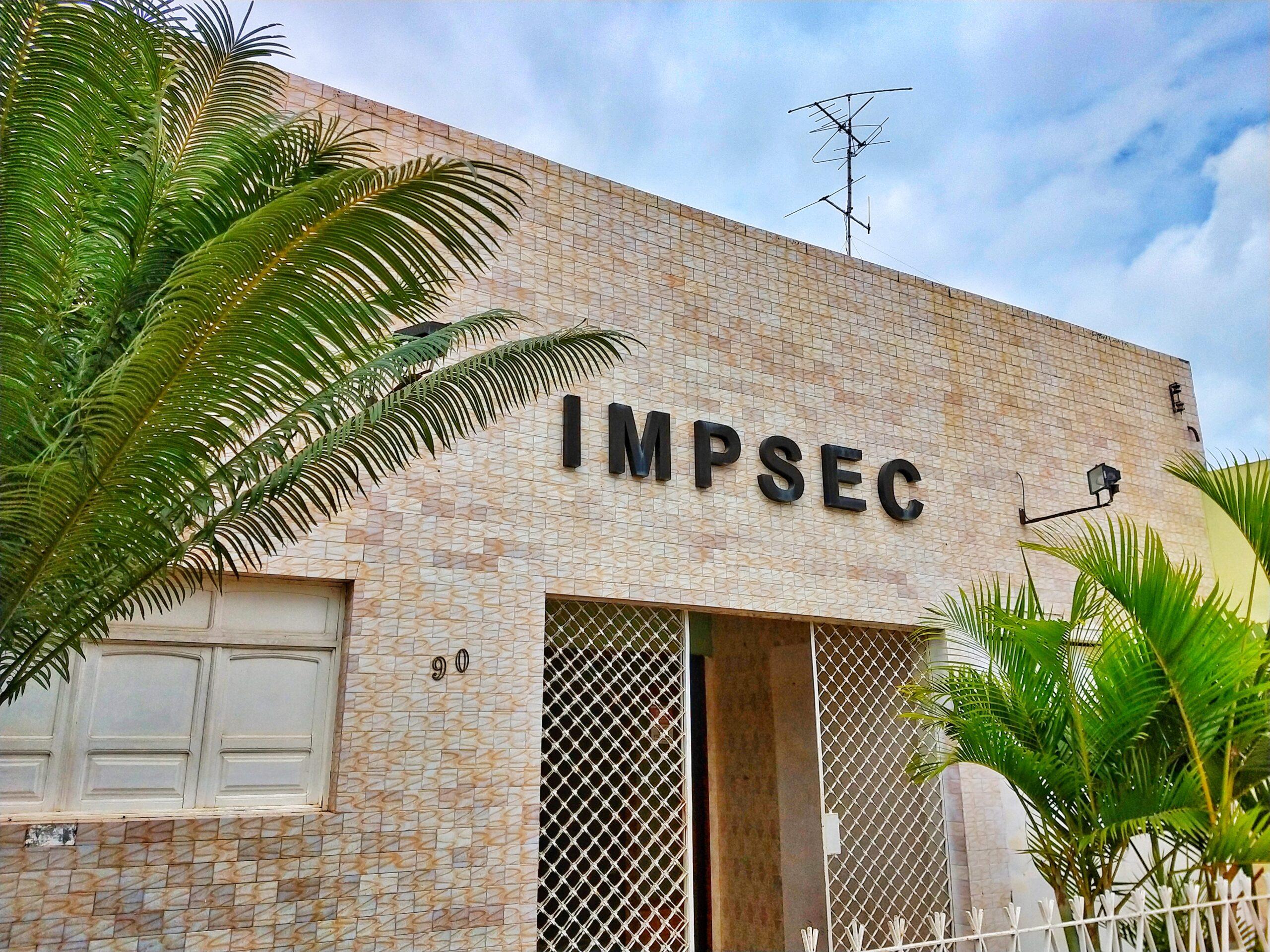 IMPSEC paga 50% restante do 13º salário a partir desta sexta (04)