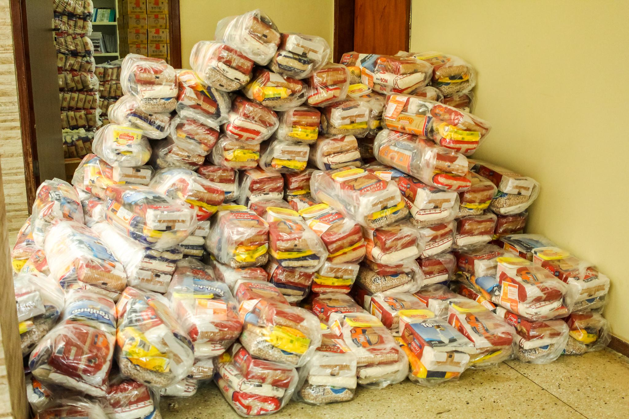 Prefeitura de Cuité inicia na segunda (10) distribuição dos kits da merenda escolar