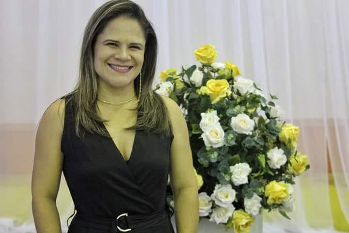Foto Perfil Aline Nieble Souza Santos